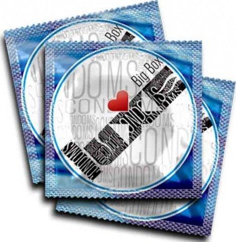 Презервативы Classic, гладкие, 3 штуки, фото 2