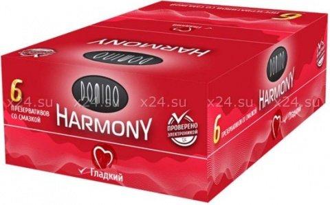 Презервативы Domino Harmony Гладкий, фото 3