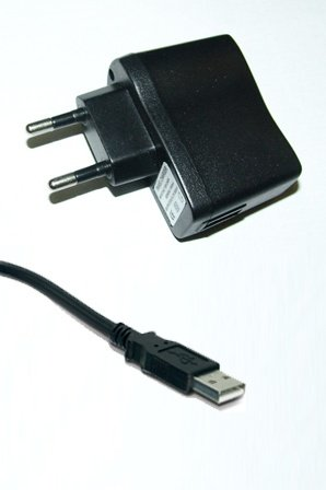 Адаптер СЗУ c USB разъмом( для вибромассажеров), фото 2