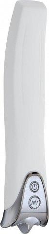 Силиконовый вибратор tantric (7 режимов) 17 см