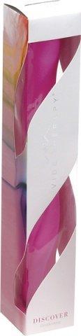 Двусторонний силиконовый фаллос discover 34 см, фото 2