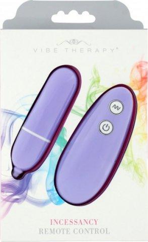 Виброяйцо vibe therapy incessancy lavender violet rw03u007b4b4, фото 2