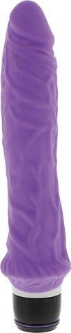 Вибратор classic large purple v010b1x075p9 24 см, фото 5