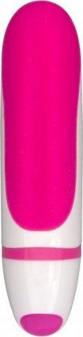 Минивибратор Petite, 6 см, розовый