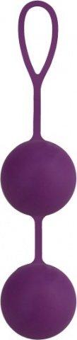 Вагинальные шарики, фиолетовые