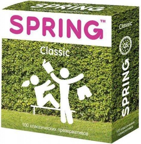 Презервативы spring classic - классические, 100, шт