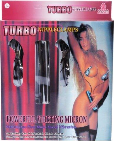 Вибратор и вибростимулятор для груди 17 см, фото 4