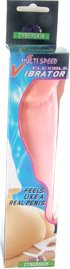 Вибратор 24 см, фото 2