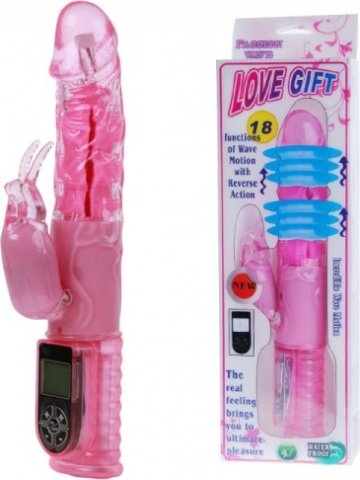Love gift pink