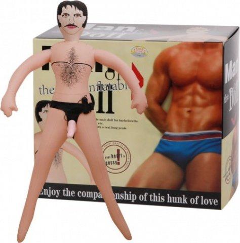 Кукла мужчина, фото 4