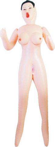 Кукла с открытым ротиком