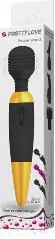 Вибромассажер Pawer wand 25 см, фото 3