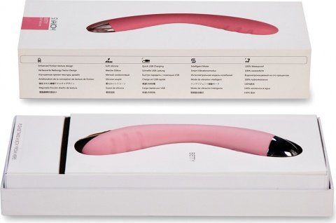 Betty нежно розовый вибростимулятор