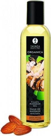 Массажное масло Миндальная сладость серии Органика 250 МЛ, фото 2