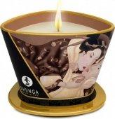 Массажное арома масло в виде свечи, Шоколад 170 МЛ