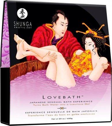 Волшебная ванна Love Bath (фиолетовая)