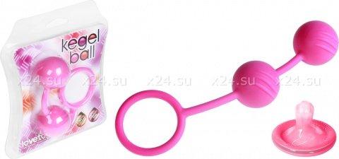 Вагинальные шарики розовые, фото 3