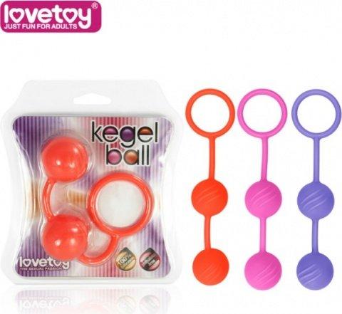 Вагинальные шарики розовые, фото 4