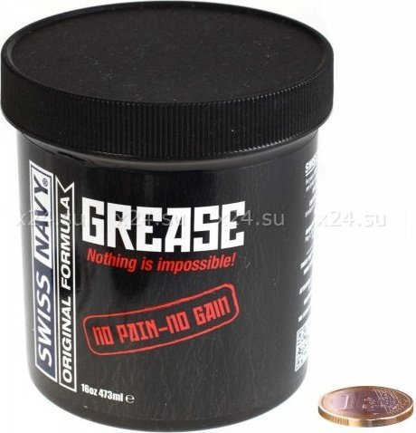 Swiss Navy Grease 16 oz Jar Крем для фистинга