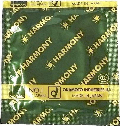 Презервативы Окамото Harmony Ребристые 12/12, фото 4