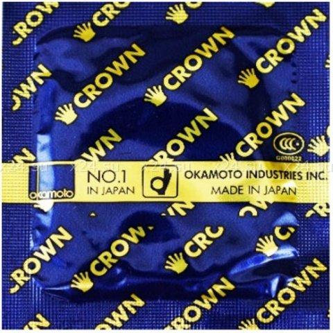 Презервативы Окамото Crown Ультратонкие и ультрамягкие 3/24, фото 3