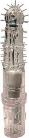Вибратор-гель ротор белый
