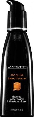 ��������� �� ������ ������� �������� wicked aqua salted caramel 60 ��