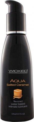 ��������� �� ������ ������� �������� wicked aqua salted caramel 120 ��