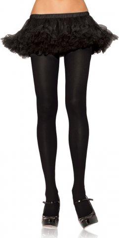 Колготки с лайкрой Leg Avenue, цвет Черный, размер One Size
