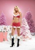 Комплект Секси Санта, размер | Новый год | Секс-шоп Мир Оргазма