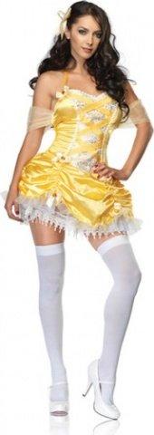 Платье сказочной красавицы, размер M/L