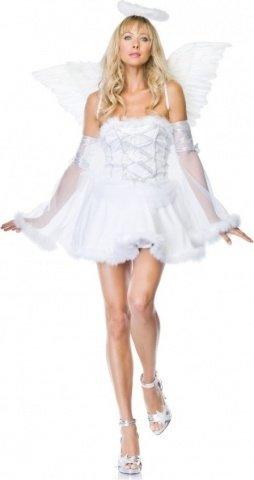 Костюм Небесный ангел, цвет Белый, размер S/M