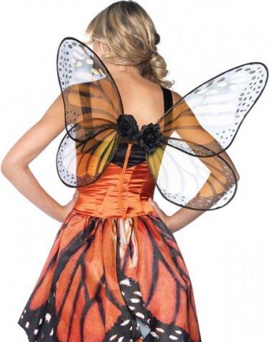 Крылья сказочной феи, цвет Прозрачный