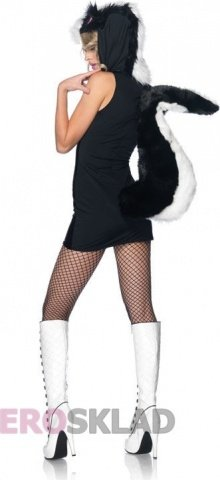 Игровой костюм Очаровательный скунс, размер S/M, фото 2