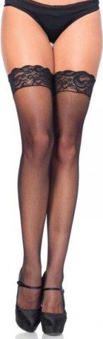 Классические чулки Leg Avenue, цвет Черный