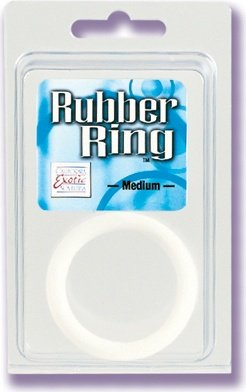 Кольцо на пенис rubber ring medium, фото 4