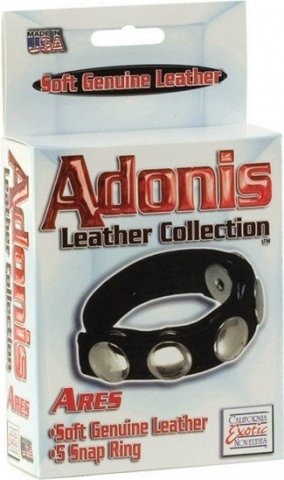 Adonis Leather - Aresв, фото 3
