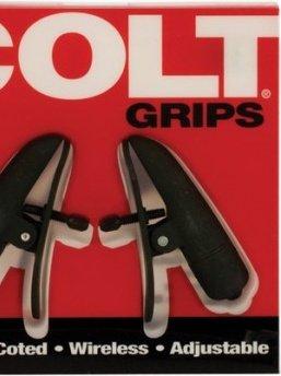 Вибро-клипсы для сосков colt, фото 4