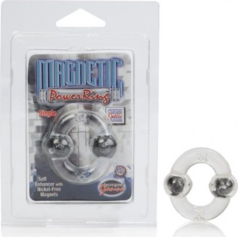 ����������� ������ � ���������-Magnetic Power Ring Single Clear Starship, ���� 2