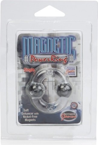 ����������� ������ � ���������-Magnetic Power Ring Single Clear Starship, ���� 4