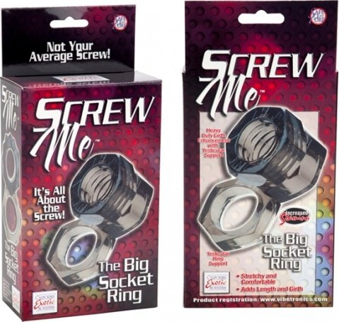 ������ screw me the big socket ring 1475-40bxse, ���� 6