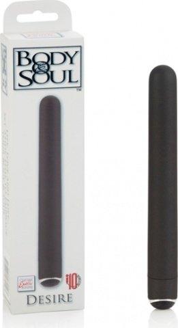 Вибромассажер body&soul desire black 0535-23bxse, фото 4