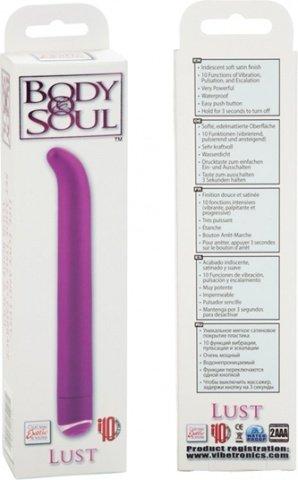 Вибромассажер body&soul lust pink 0535-25bxse, фото 5