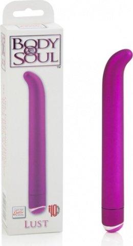 Вибромассажер body&soul lust pink 0535-25bxse, фото 6