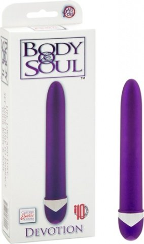 Вибратор body&soul devotion purple 0535-28bxse, фото 3