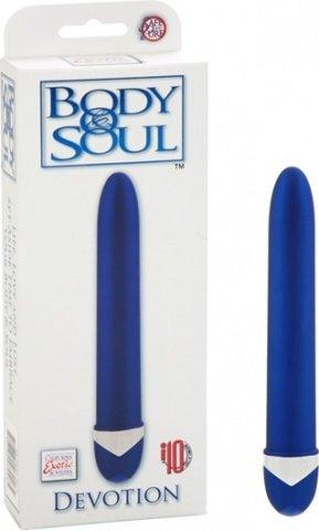 Вибратор body&soul devotion blue 0535-30bxse, фото 3