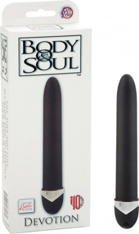 Вибратор body&soul devotion black 0535-31bxse, фото 3