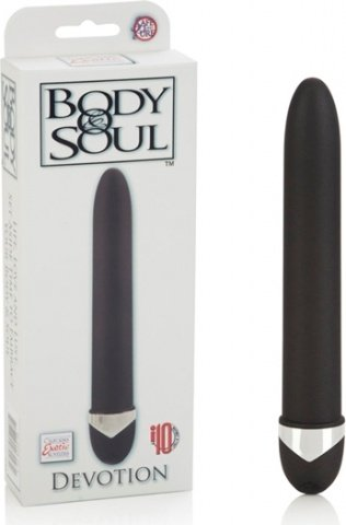 Вибратор body&soul devotion black 0535-31bxse, фото 4