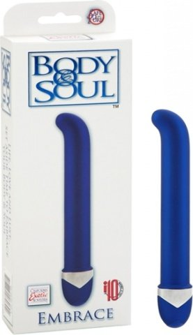 Вибромассажер body&soul embrace blue 0535-34bxse