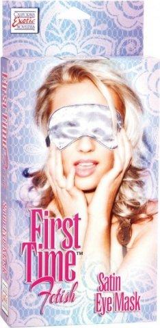 Сатиновая маска на глаза First Time, фото 3